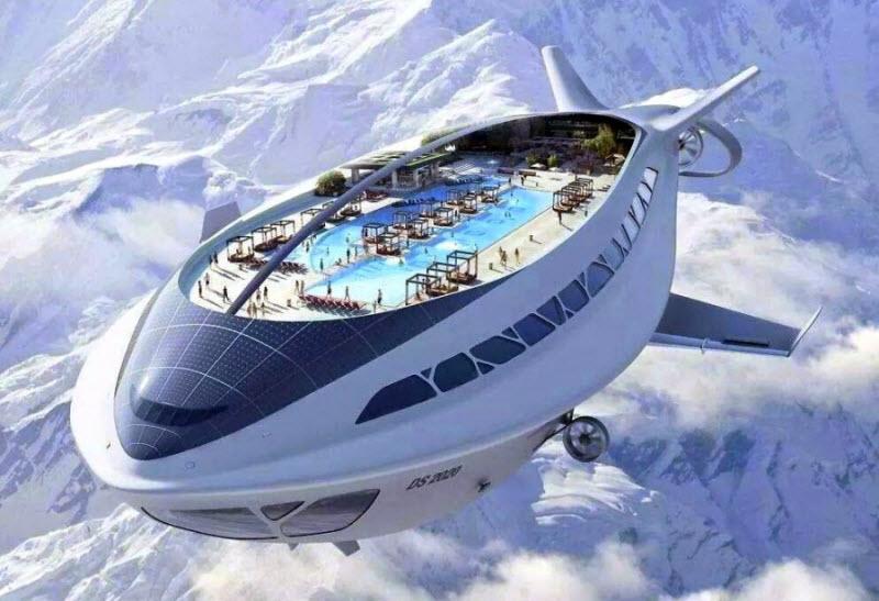 Как будет выглядеть наш отпуск в будущем