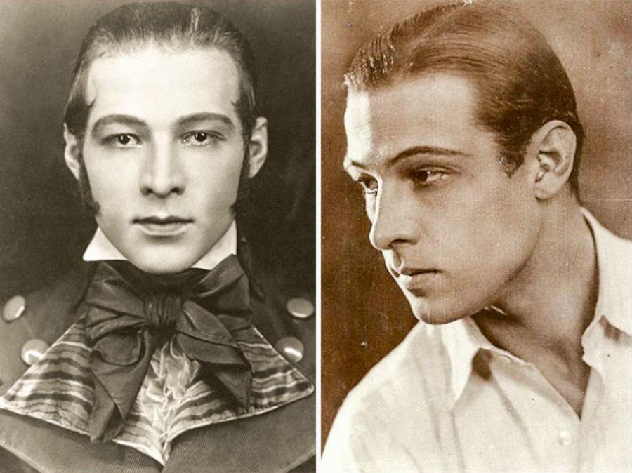 Как менялись стандарты мужской красоты за последние 100 лет
