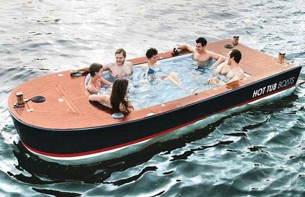 Самые необычные лодки мира
