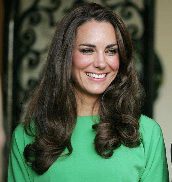 4 секрета королевских волос от парикмахера Кейт Миддлтон