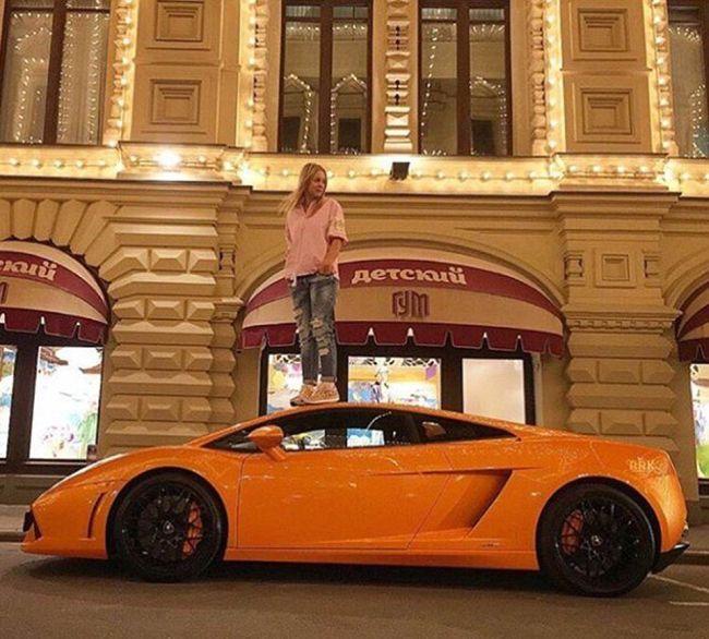 Красивая жизнь российской золотой молодежи