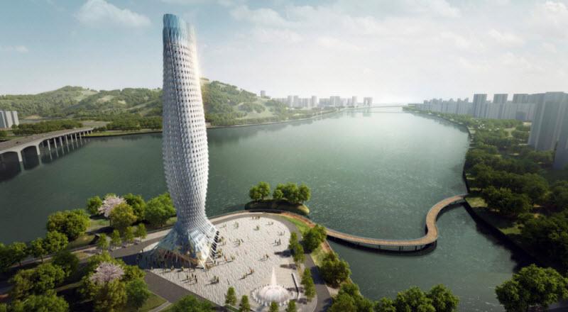 10 невероятных зданий, которые скоро потрясут мир