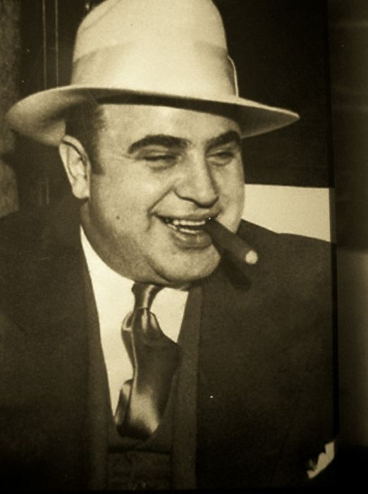 15 наиболее известных членов мафии