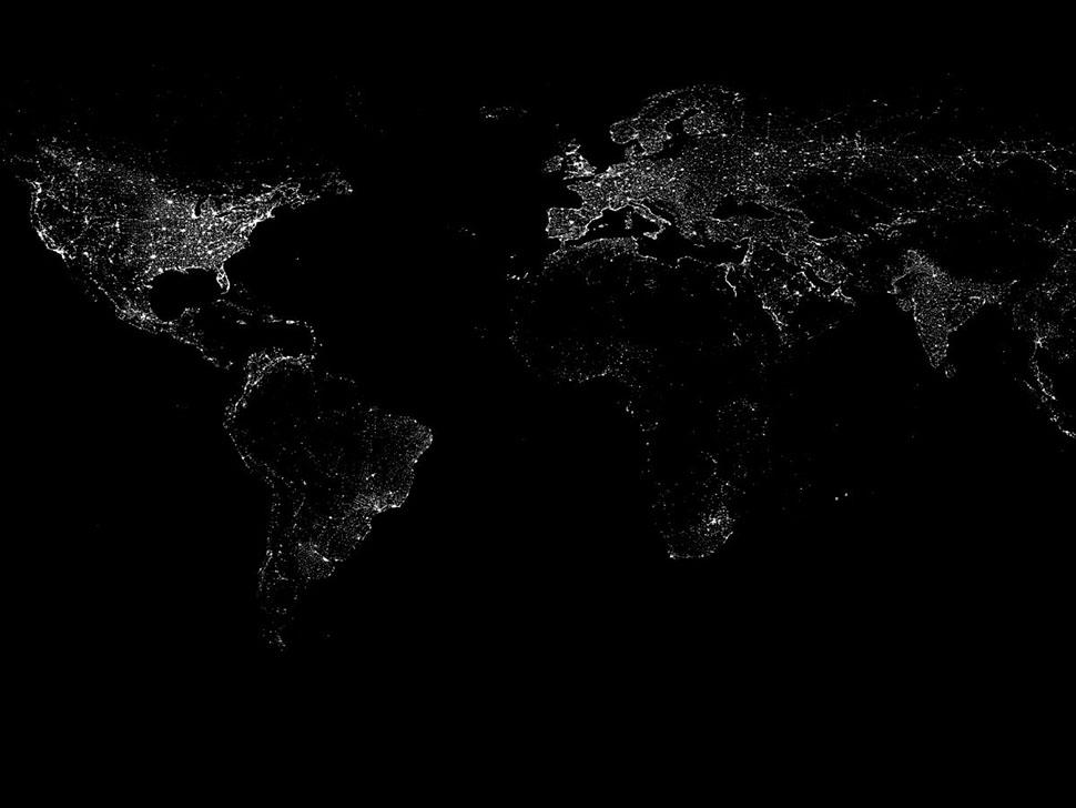 6 созданных человеком вещей, которые можно увидеть из космоса