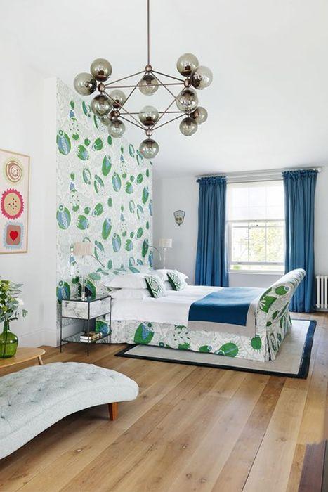 7 необычных спален, дизайн которых вас удивит