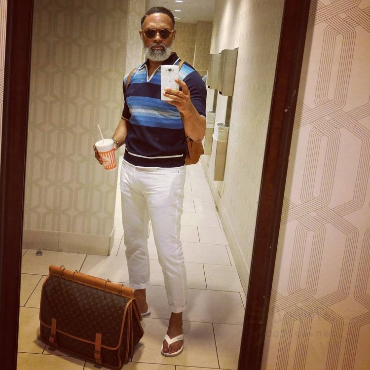 Дедушка-хипстер стал звездой Instagram