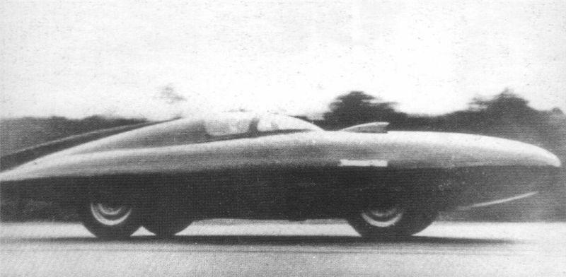 ГАЗ-Торпедо 1951 года