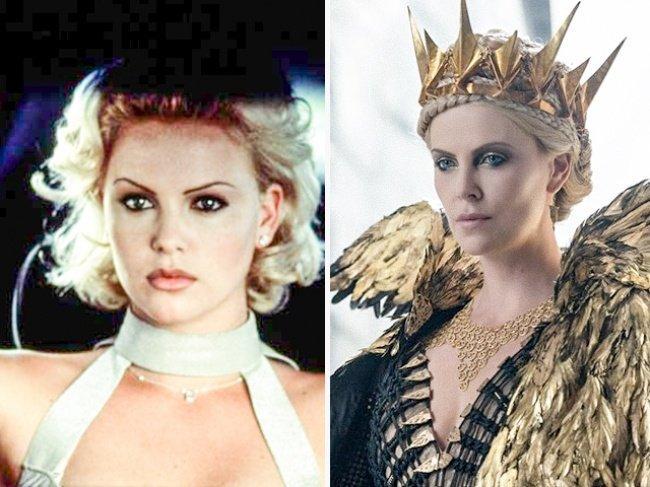 Голливудские актёры в начале карьеры и сейчас