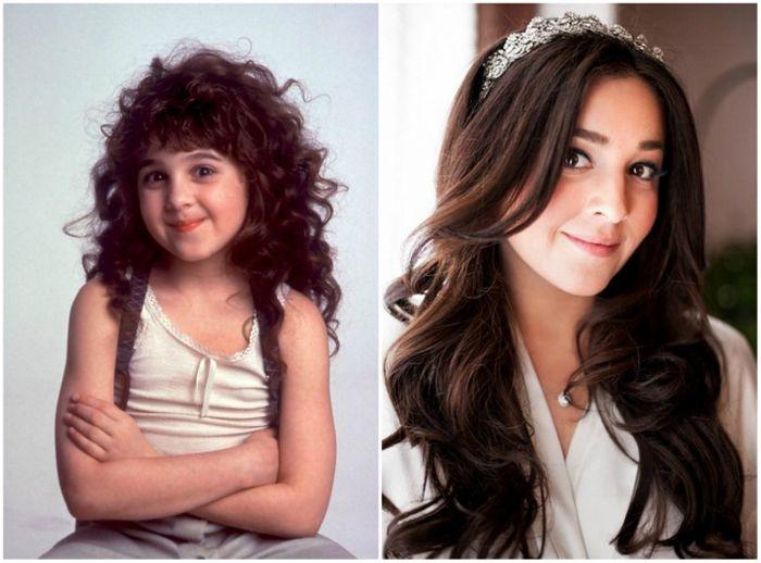 Повзрослевшие актеры, запомнившиеся нам своими детскими ролями