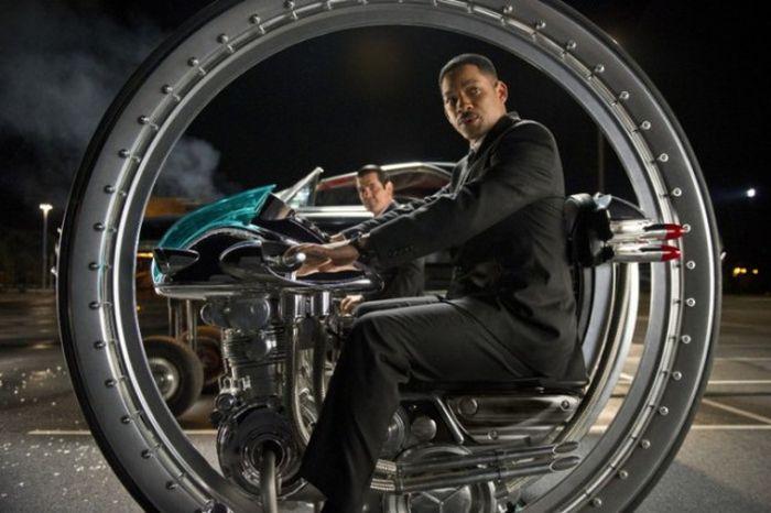 Интересные факты о фантастической комедии Люди в черном