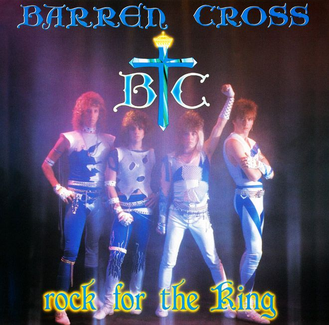 Нелепые обложки альбомов металлистов
