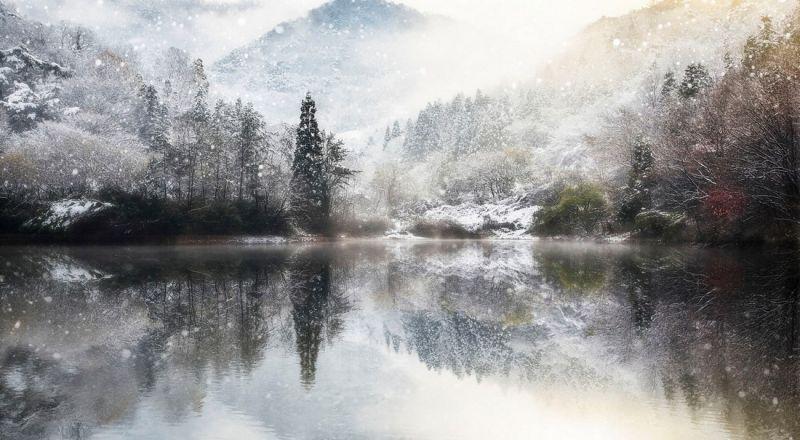 Удивительные пейзажи на снимках Чжэ Юн Рю