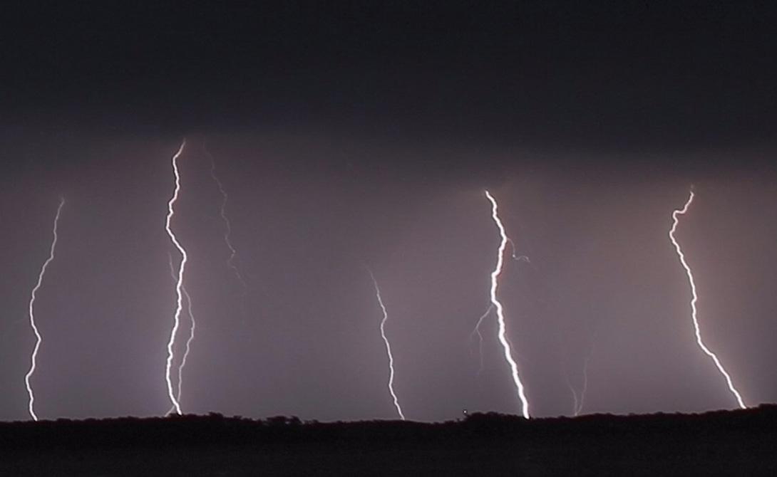 10 странных природных феноменов Земли