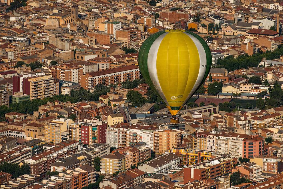 Европейский фестиваль воздушных шаров 2016