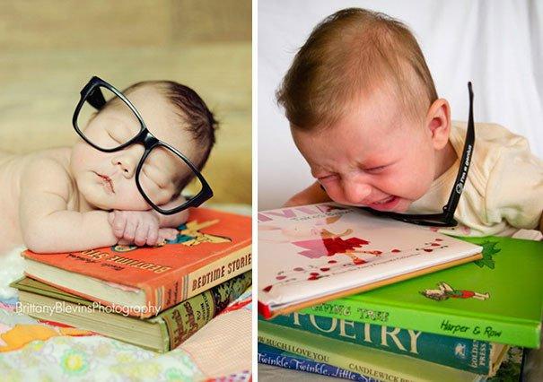 Повторить крутые детские снимки: ожидание и реальность