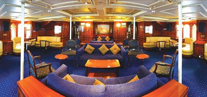 Самое большое круизное парусное судно Royal Clipper
