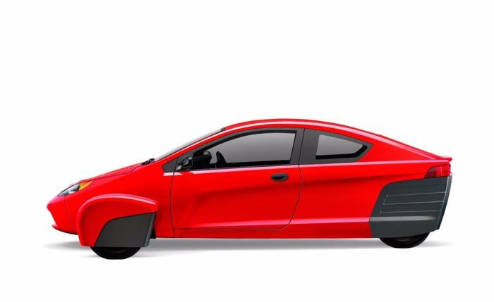 Самый экономичный автомобиль Elio