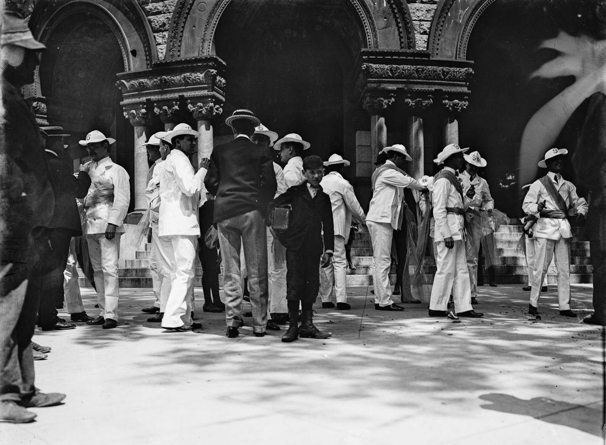 Снимки Гаваны, сделанные 100 лет назад
