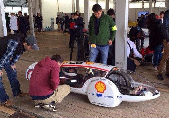 Новые рекорды сверхэкономичности на эко-марафоне Shell