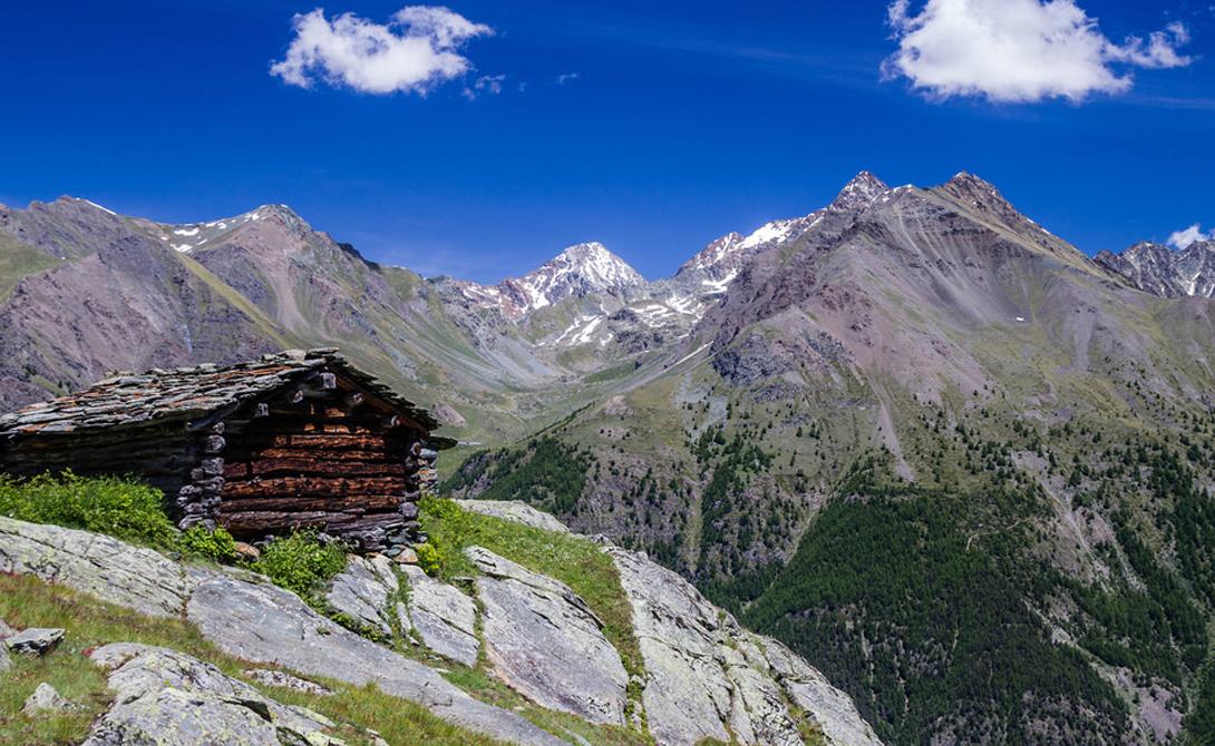 Самые красивые национальные парки Европы