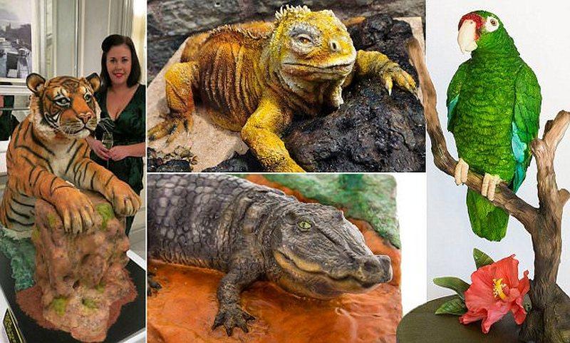 Удивительные торты от защитников животных