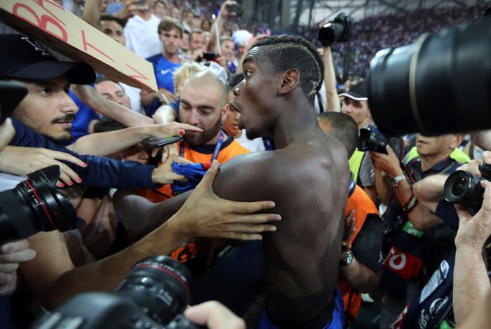 Яркие и выразительные фотографии Евро-2016