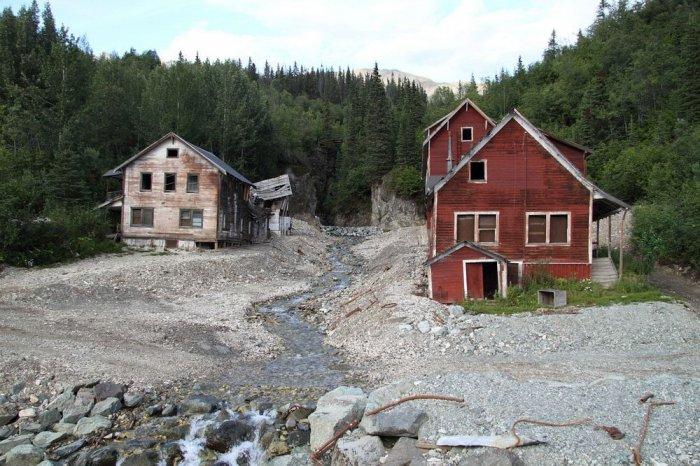 Кенникот – город-призрак на Аляске
