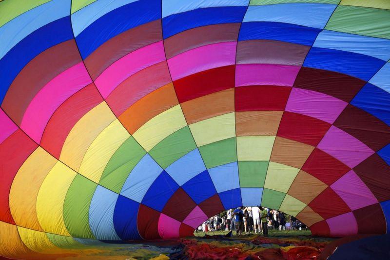 Международный фестиваль воздушных шаров в Тайване 2016