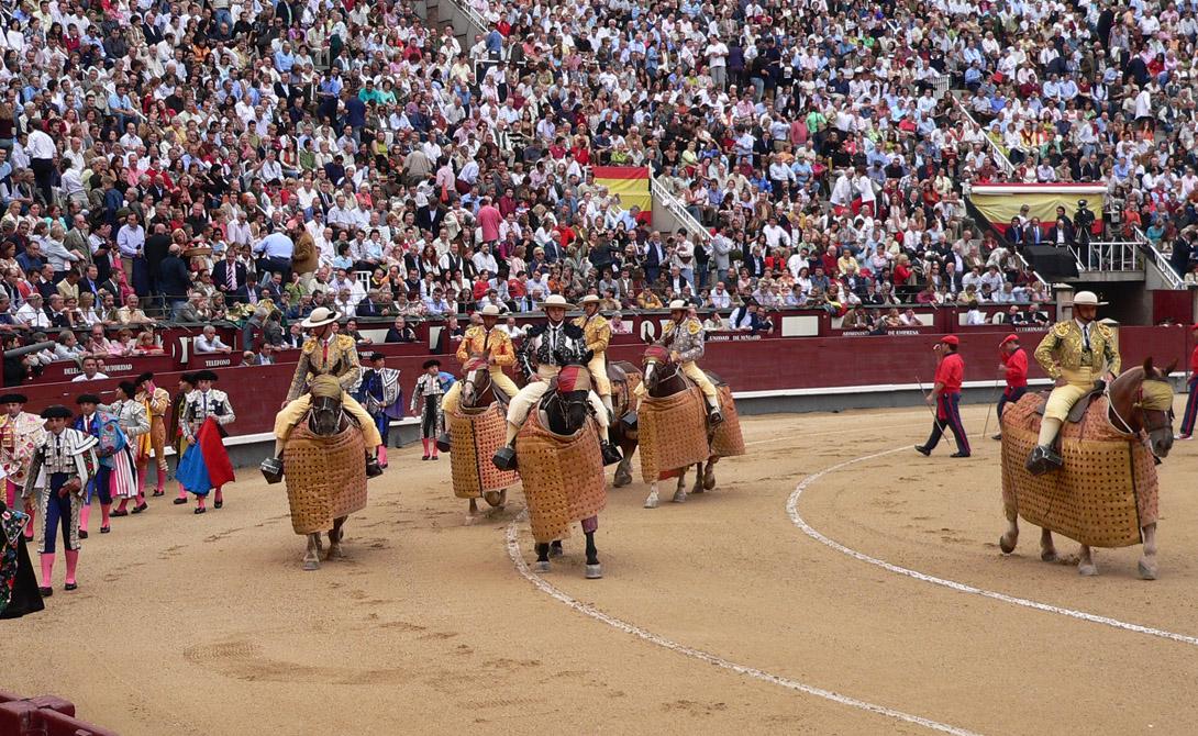 Коррида: история самого жестокого спорта в мире