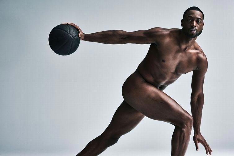 Профессиональные спортсмены разделись для фотосессии журнала ESPN