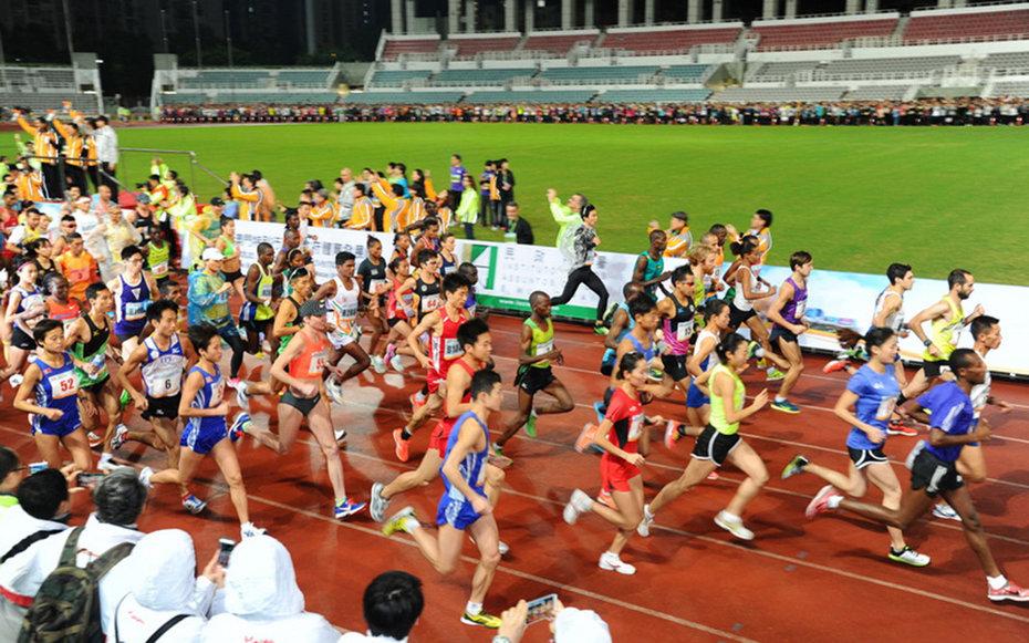 Самые необычные марафоны мира
