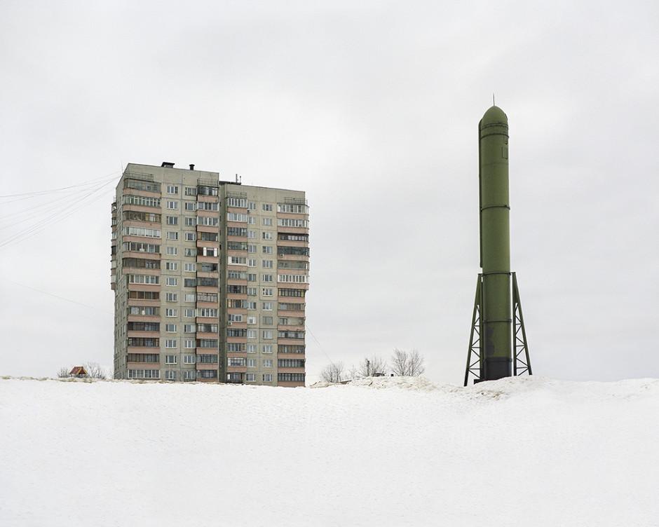 Запретные зоны советских времён