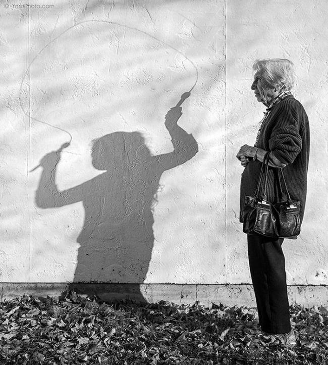 91-летняя женщина стала фотомоделью