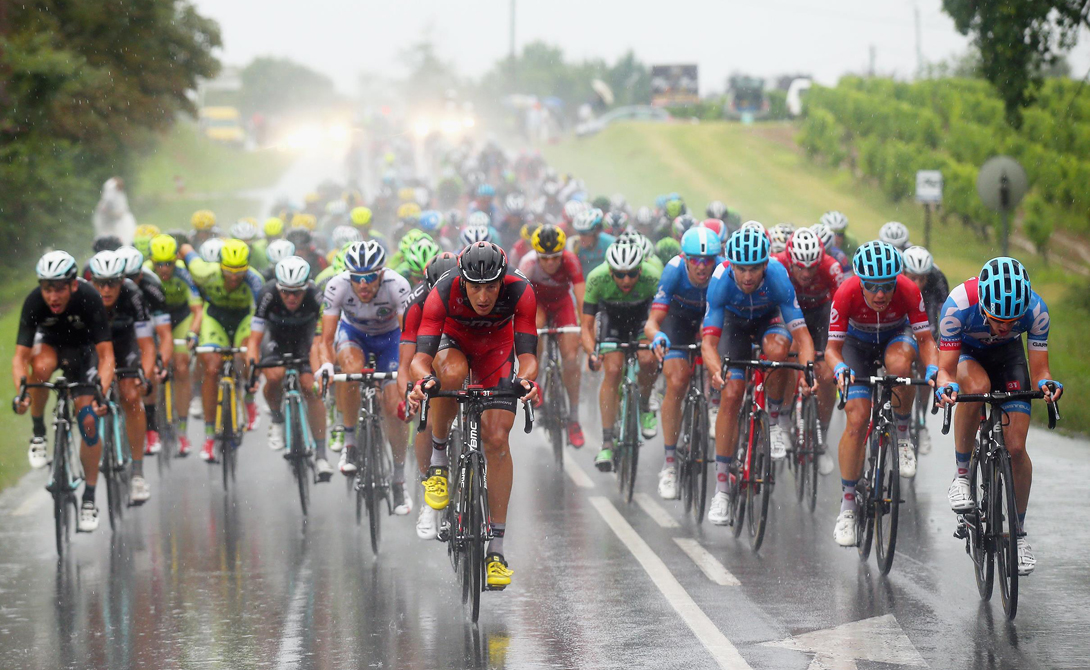 Как готовятся к Тур де Франс