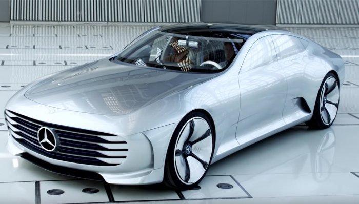 Немцы готовят к выпуску электромобиль Mercedes EV — конкурента Tesla