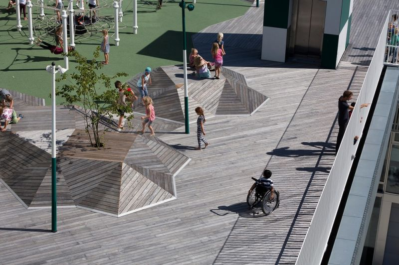 Новая школа в столице Дании