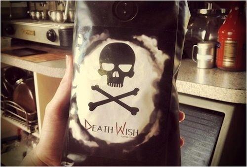 Самый крепкий кофе в мире