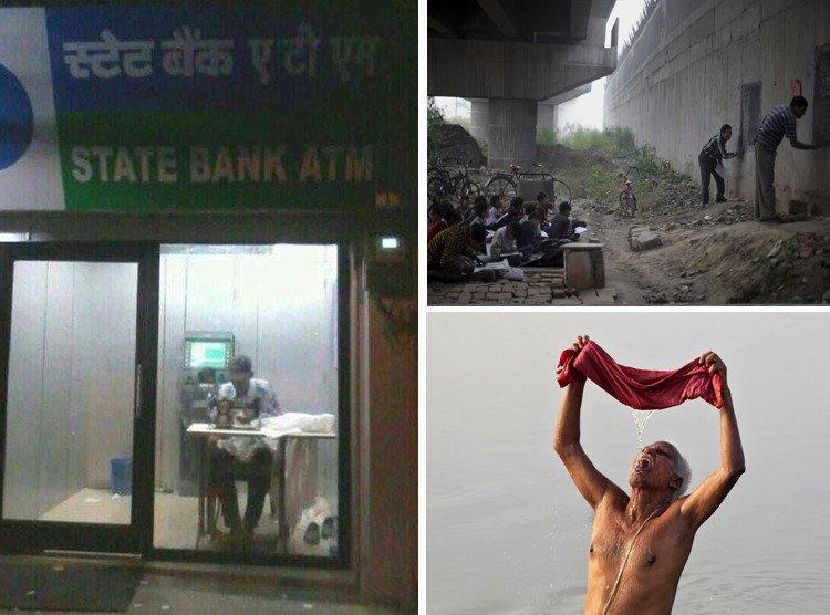 Такое возможно только в Индии