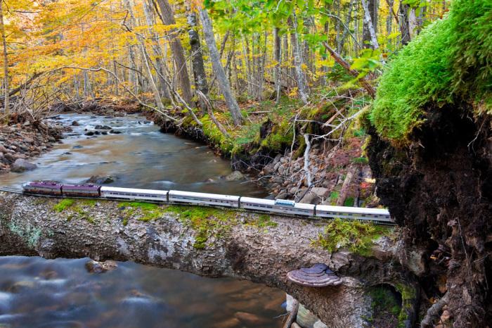 Увлекательное фотопутешествие по просторам Канады