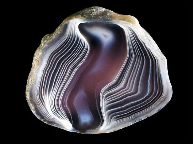 Красота удивительных камней и минералов из разных концов света