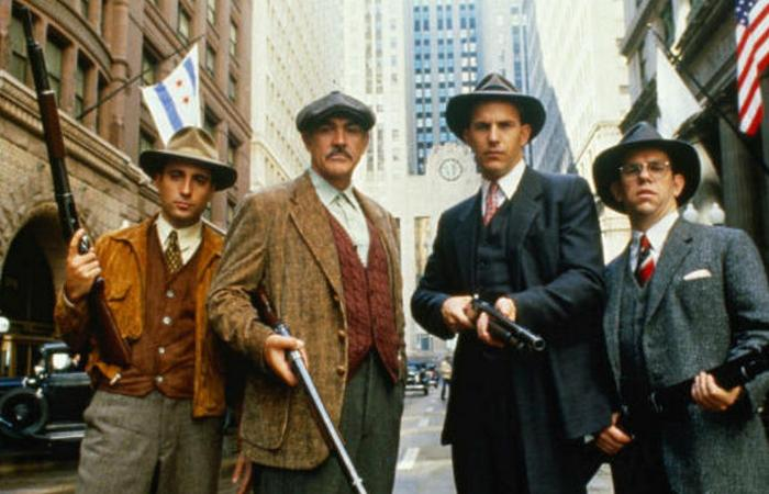11 любопытных фактов о криминальной драме Неприкасаемые