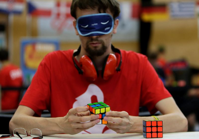 Чемпионат Европы по сборке Кубика Рубика 2016