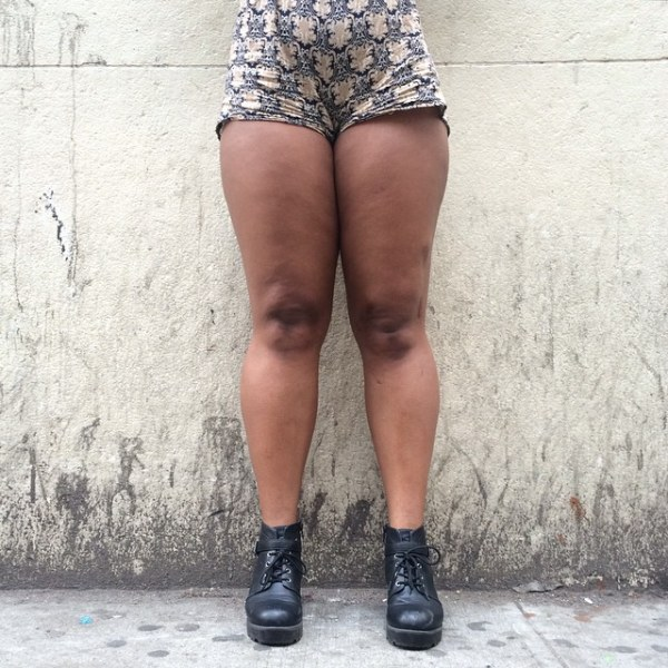 Ноги Нью-Йорка – какие они?