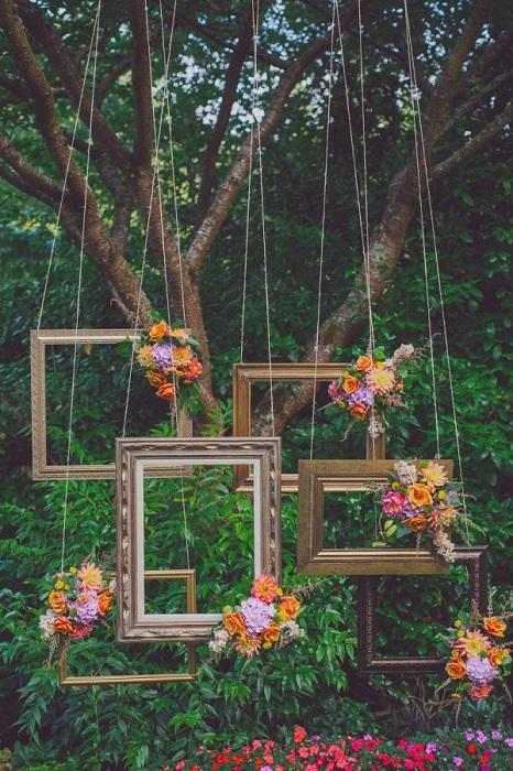25 примеров фонов для свадебной фотосессии