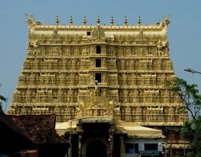Богатейший храм в мире находится в Индии