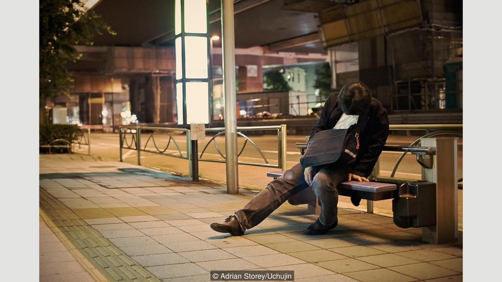 Инемури — японское искусство никогда не спать