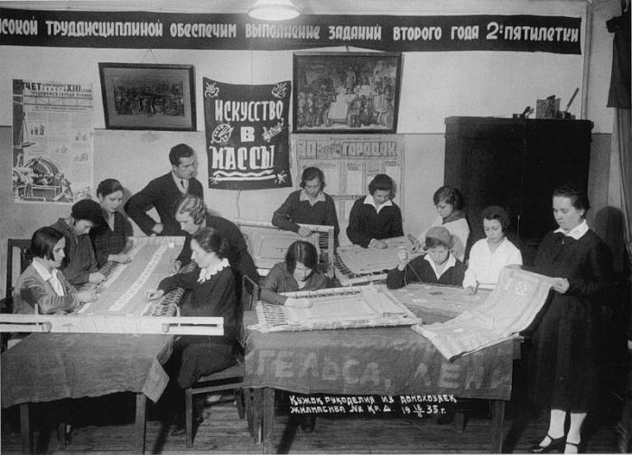 Как отдыхали советские люди