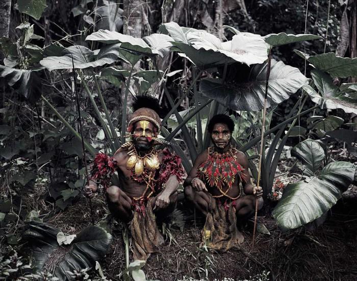 Колоритные фотографии людей народности кара из Африки
