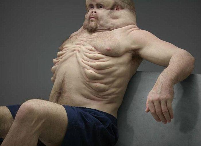 Модель человека, которому нестрашны ДТП