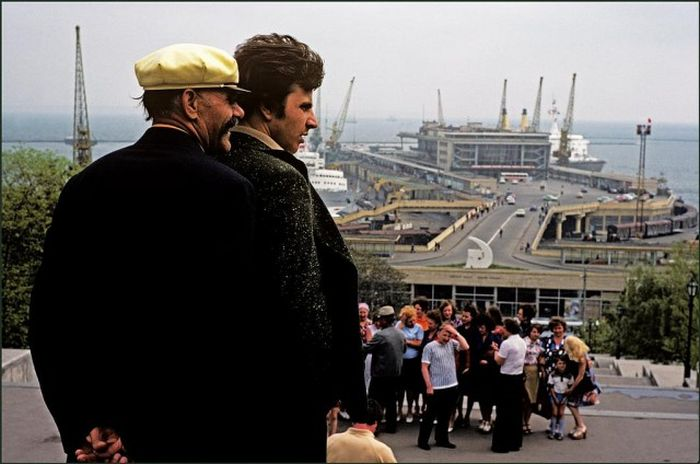 Одесса в 1982-го года на фото Яна Берри